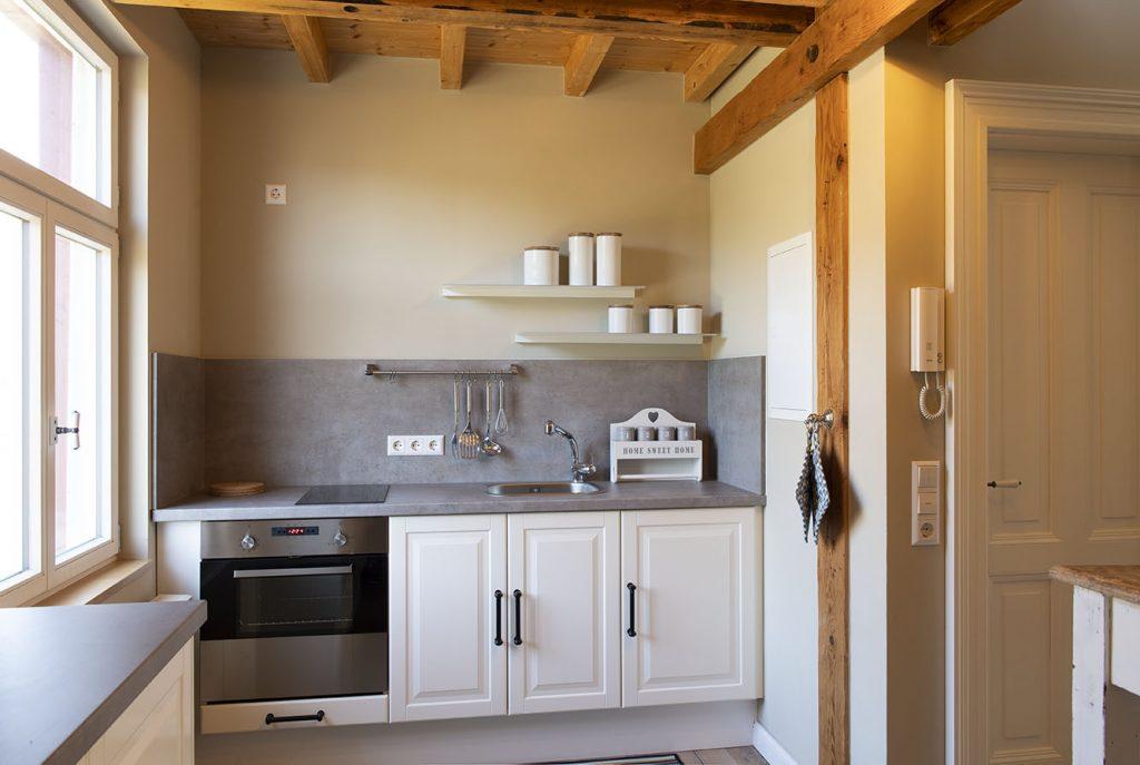 Küche im Falkennest